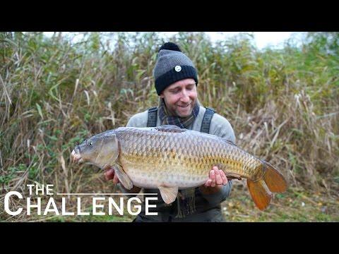 "***CARP FISHING TV*** The Challenge episode 13 ""The tea/strain 100b Challenge"""