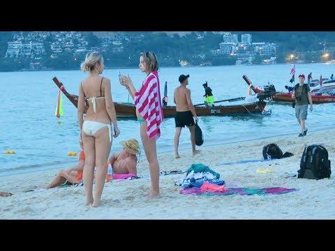 Patong Beach, Phuket 2018