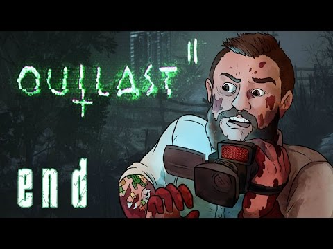 OUTLAST 2 Ending - IT ALL COMES TO AN END (Gameplay / Walkthrough)