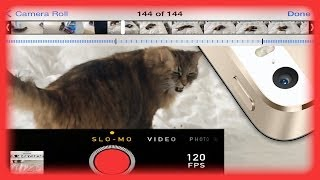 iPhone 5s Slow Motion Camera Tutorial Capturing & Editing Tips