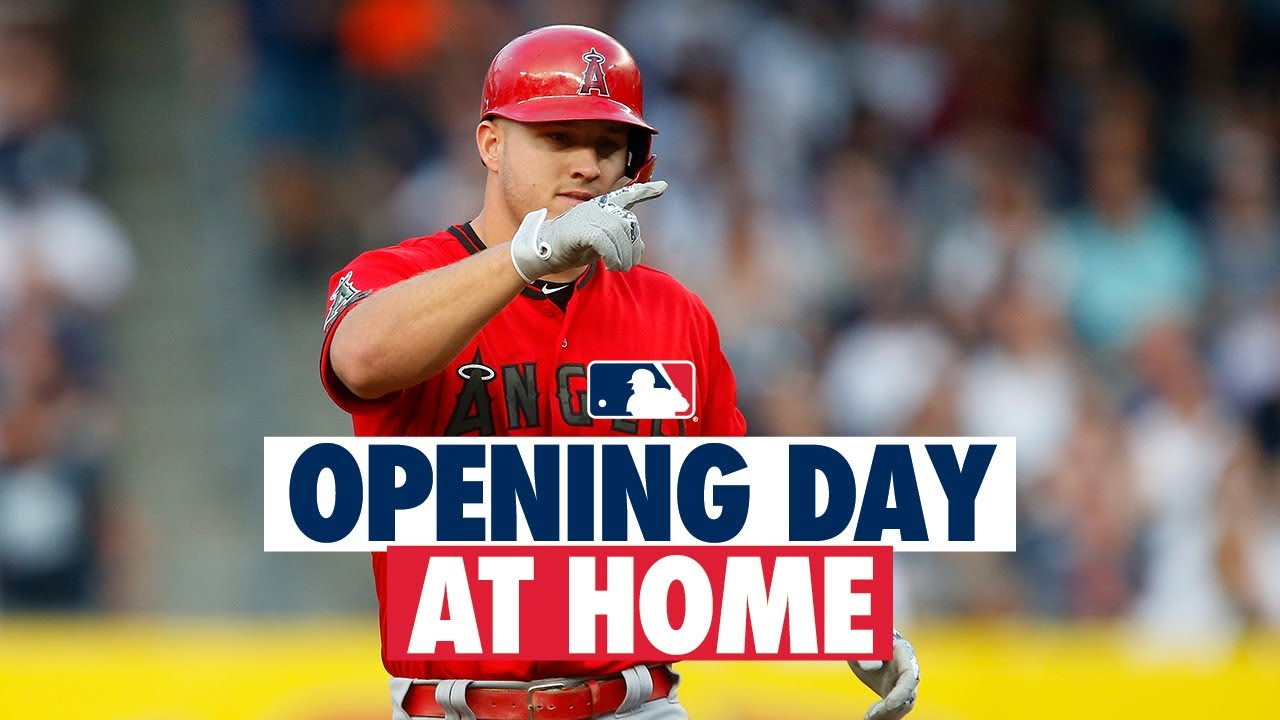 Angels vs. Yankees: 5/26/18 (Mike Trout's HUGE game) | #OpeningDayAtHome