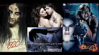 Bollywood Horror Mashup 2013 2012 Bollywood Songs Collection