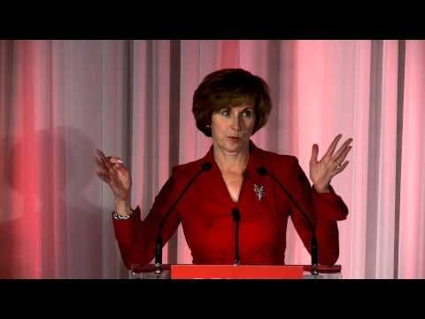 2012 Bryden Alumni Awards - Kathleen Taylor, Pinnacle Achievement