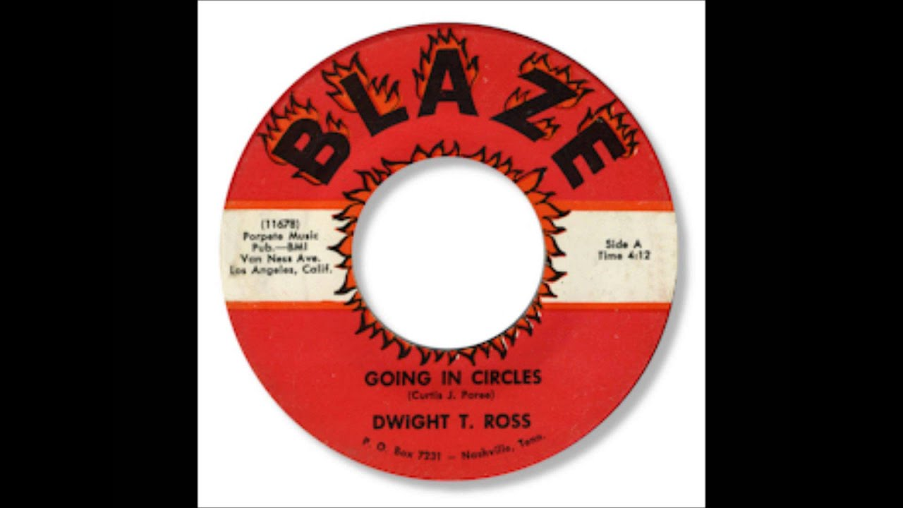 Repeat Dwight T  Ross - Going In Circles 1968 by mrcisco13