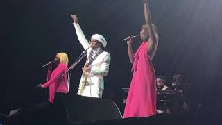 Chic & Nile Rodgers, Good Times @AFASLIVE Amsterdam 18-12-10