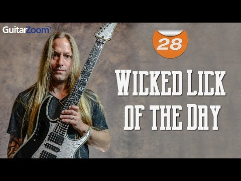 #28 Wicked Lick of the Day  Green Tinted Sixties Mind  Paul Gilbert