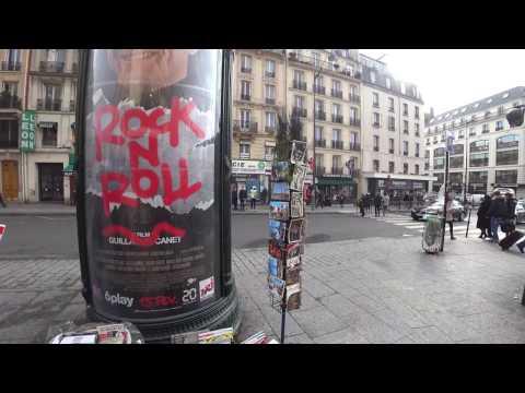 Walk Around Paris Part 1 of 3 — Montmartre [Binaural ASMR]