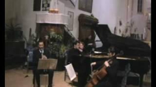 L. van Beethoven: Trio op. 38 I.Adagio-Allegro con brio