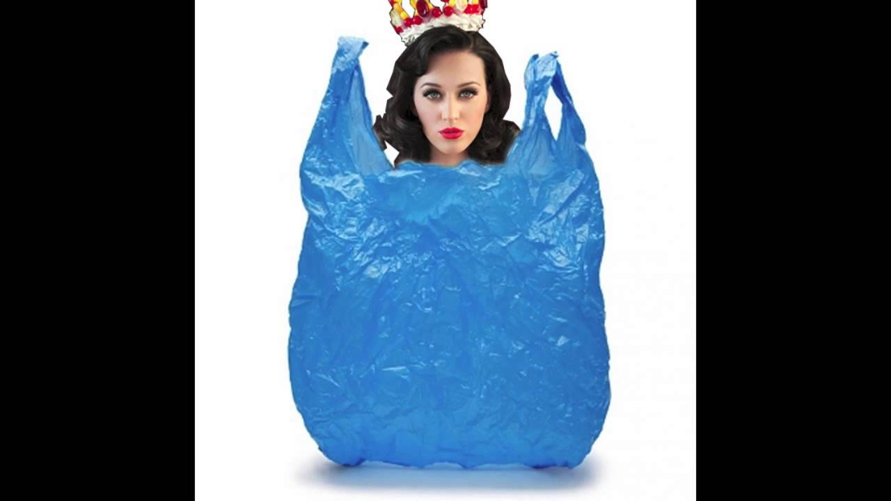 Plastic Bag By Katy Perry