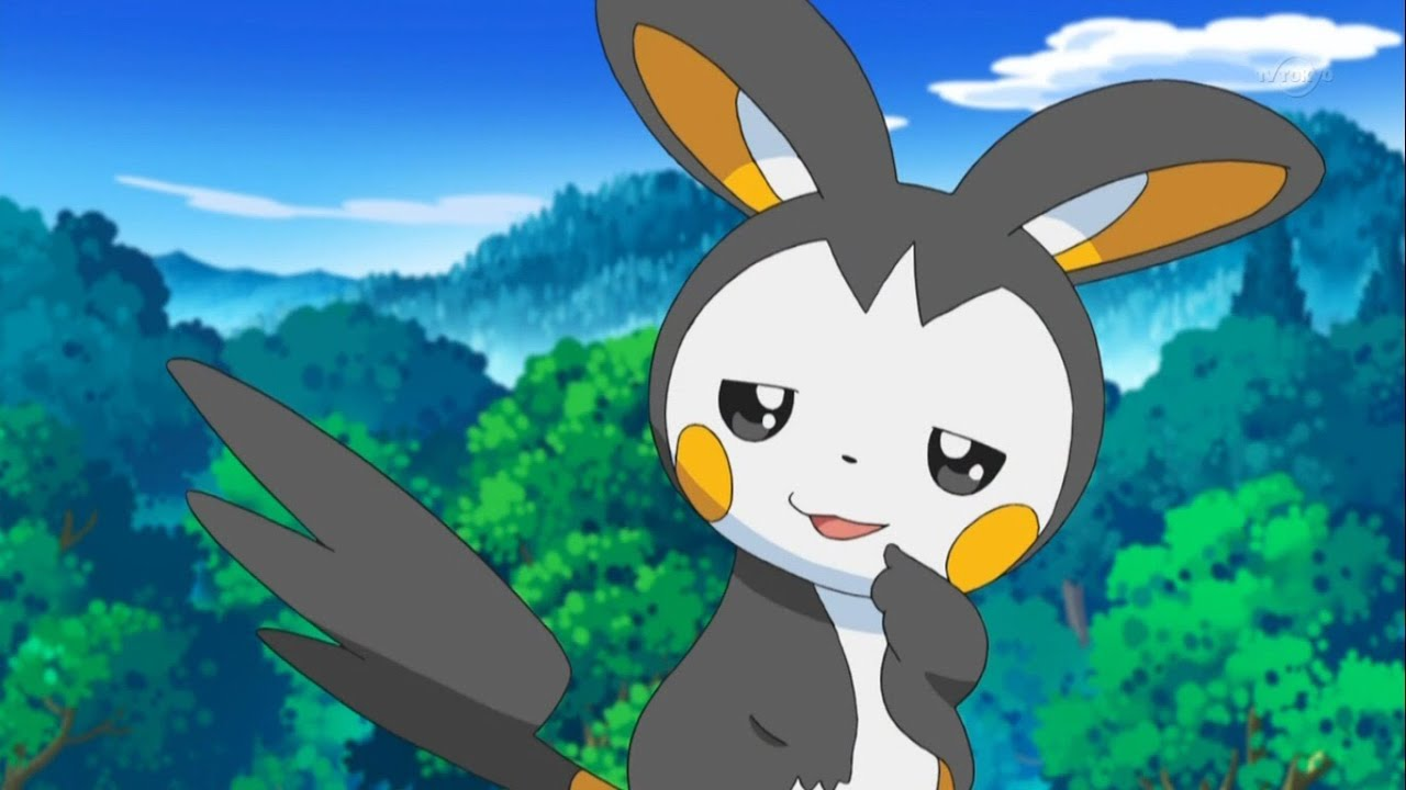 emolga attract - photo #32