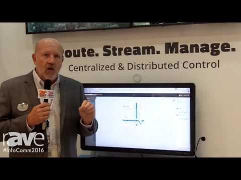 InfoComm 2016: Kramer Adds Kramer Network Management System
