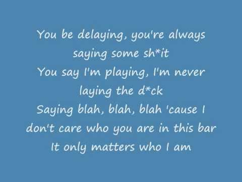 Supreme Patty – Blah Blah Lyrics   Genius Lyrics