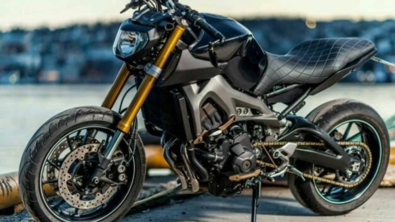 yamaha fz 09 beautiful youtube