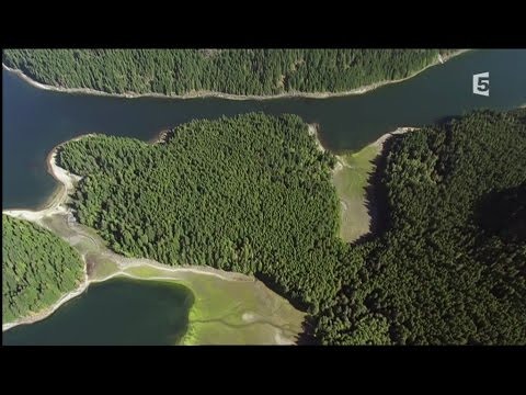 Aux frontieres du Canada - L'ouest sauvage - Documentaire France 5 - 25.09.2016 streaming vf