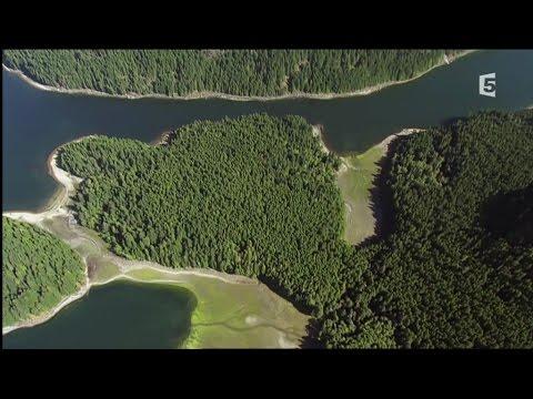 Aux frontieres du Canada - L'ouest sauvage - Documentaire France 5 - 25.09.2016