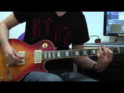 Slash's Snakepit – Life's Sweet Drug (full guitar cover)