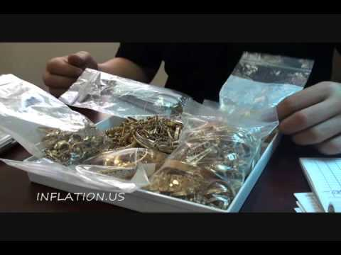 Gold Silver Mania is HERE! - How to Make Spare Money Recycling Scrap Gold