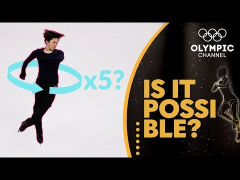 Is It Possible for Figure Skaters to Complete a Quintuple Jump? |Is It Possible