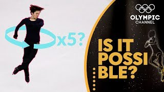 Is It Possible for Figure Skaters to Complete a Quintuple Jump? | Is It Possible
