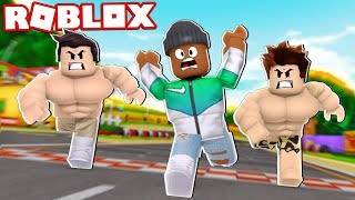 ROBLOX RUNNING SIMULATOR 2!