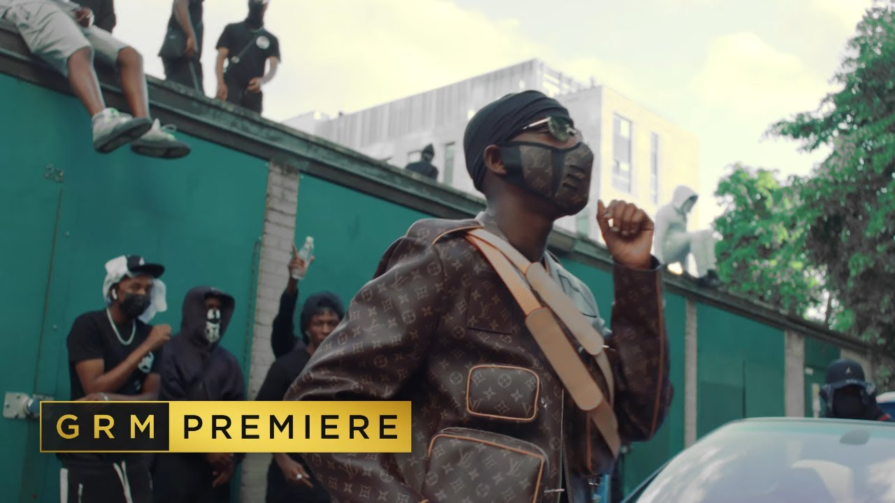 Download Stay Flee Get Lizzy feat. Kwengface - Scary [Music Video] | GRM Daily