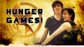 "HUNGER GAMES PARODY! - ""I WANNA GO"" (BRITNEY SPEARS)"