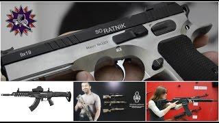 Оружие для IPSC с выставки Arms&Hunting 2016