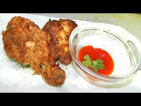 Fried Chicken | how to make crispy spicy fried chicken recipe in bangla
