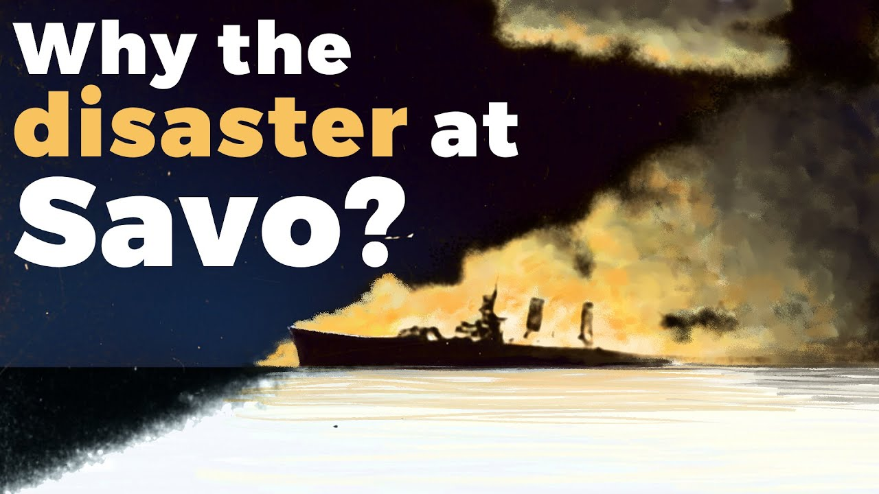 Why was the US Navy mauled at Savo Island?