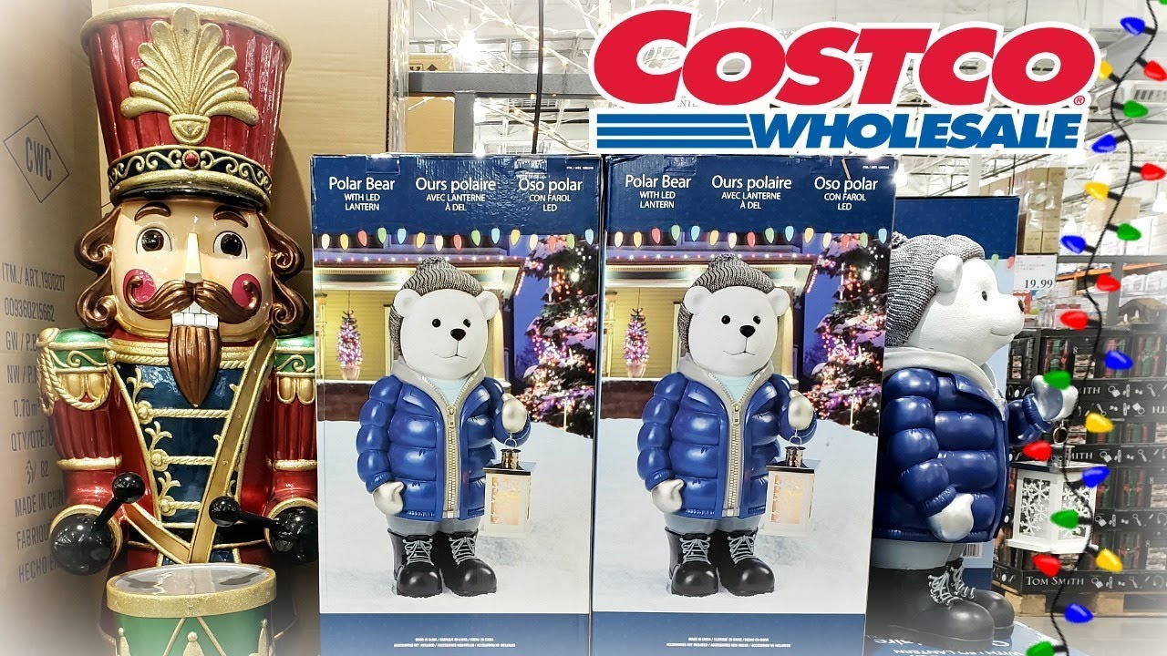 newest 511fd bfa8b COSTCO AMAZING CHRISTMAS FINDS! SHOP WITH ME 2018