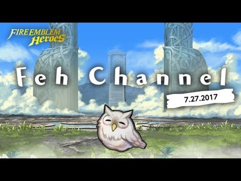 Fire Emblem Heroes FEH Channel Broadcast Livestream Reactions with Abdallah! [7.27.17]