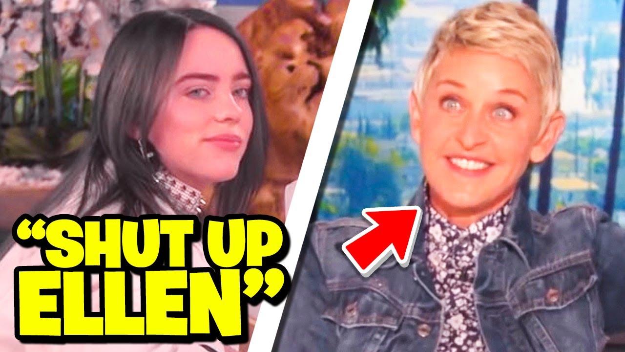 10 INSANELY Cringe Ellen Moments