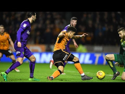 HIGHLIGHTS | Wolves 2-2 Norwich City