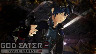 God Eater 2 Rage Burst Cutscene Movie Part 1 : Friar