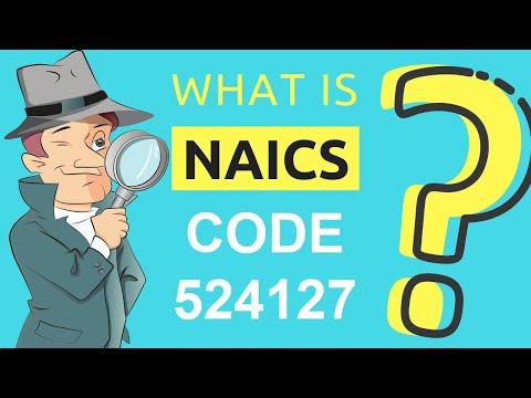 Naics Code 524127 Class Codes
