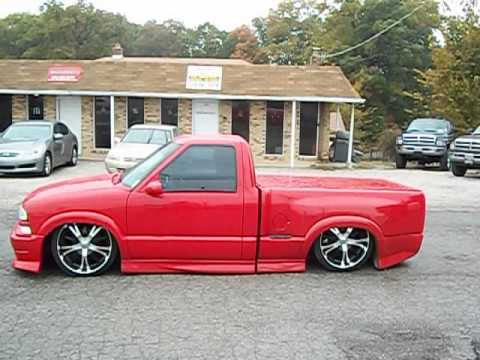 1998 Chevrolet Blazer LS 43L V6  YouTube