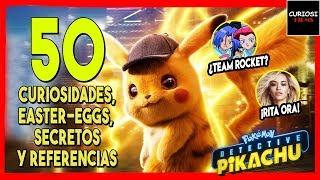 POKEMON: Detective Pikachu- 50 Secretos, Referencias, Easter Eggs y Curiosidades