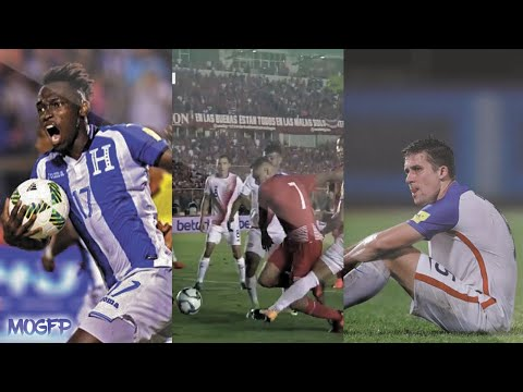 El Día Que La CONCACAF Nunca Olvidará...
