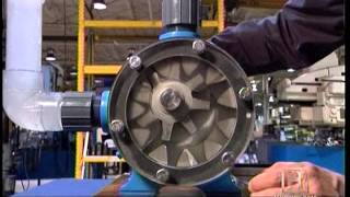 Производство насосов Viking - Насосы с внутренним зацеплением(Из этого видео Вы узнаете : - Кто и для каких целей изобрел насос с внутренним зацеплением - Для каких материа..., 2013-08-02T08:56:40.000Z)
