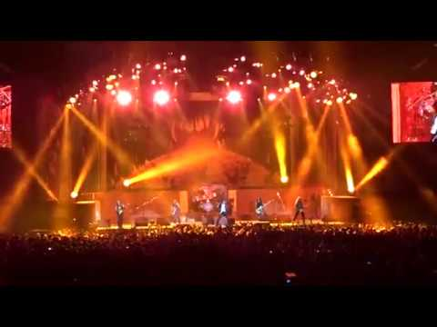 Iron Maiden - The Number of the Beast Live @ Hartwall Arena Helsinki 29.5.2018