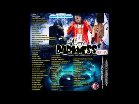 DJ DOTCOM PRESENTS AIDONIA 4TH GENNA DARKNESS MIXTAPE JANUARY  2017 {ULTIMATE COLLECTION}