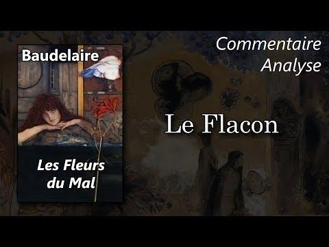 """Baudelaire, Les Fleurs du Mal - """"Le Flacon"""" (commentaire analyse littéraire)"""