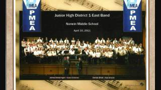 Tail Spin -PMEA District 1 East Junior High Band