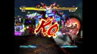 Street Fighter X Tekken PC Gameplay 2012 HD