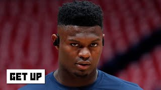 How Zion Williamson can make the Pelicans a playoff contender   Get Up