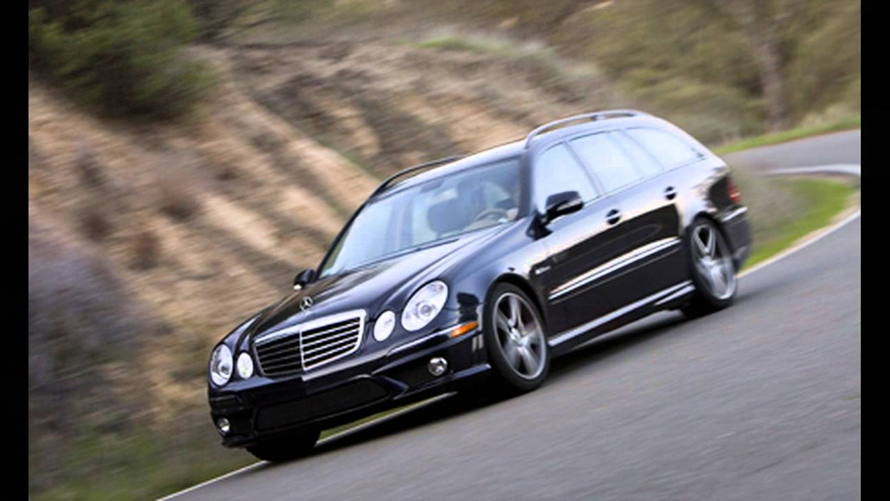 2007 mercedes benz e63 amg wagon youtube. Black Bedroom Furniture Sets. Home Design Ideas