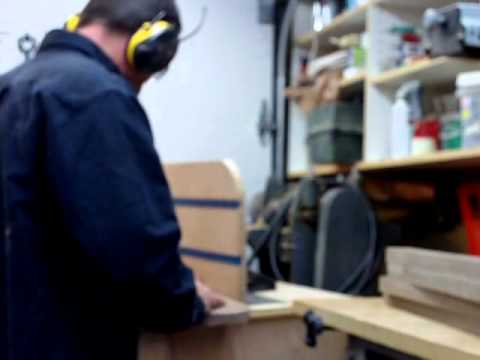 building adirondack chair out of trex