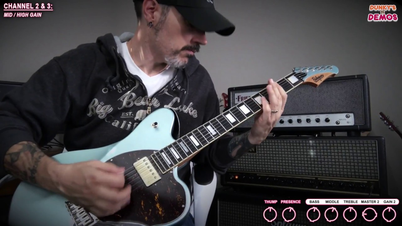 Friedman Butterslax - Full Playthrough - Vid 2 of 3 - Ch  2 & 3 `Mid to  High Gain`