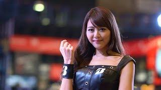 『BRIDGESTONE/ブリヂストン』ブース TOKYO AUTO SALON 2018/東京オート...