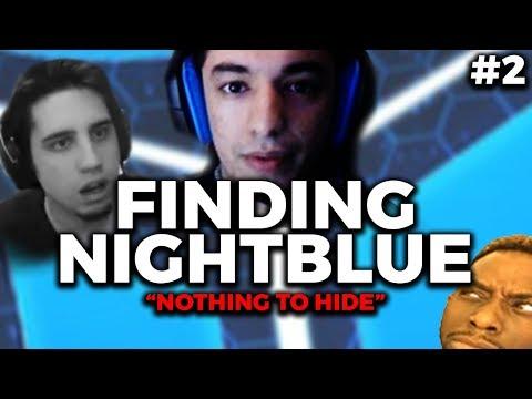 VIDEO ILLEGALLY TAKEN DOWN BY NIGHTBLUE3 | Cut the Western Sh#t 2 Finding Nightblue